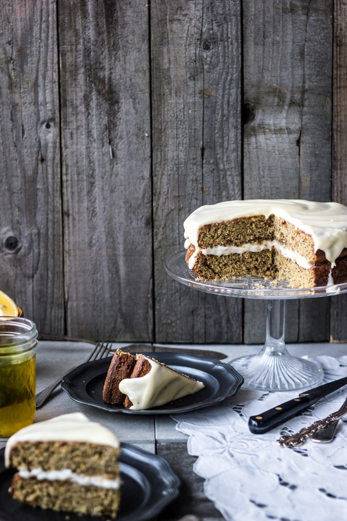 Wholemeal + Oat, Lemon-Poppy Seed Layer Cake-41