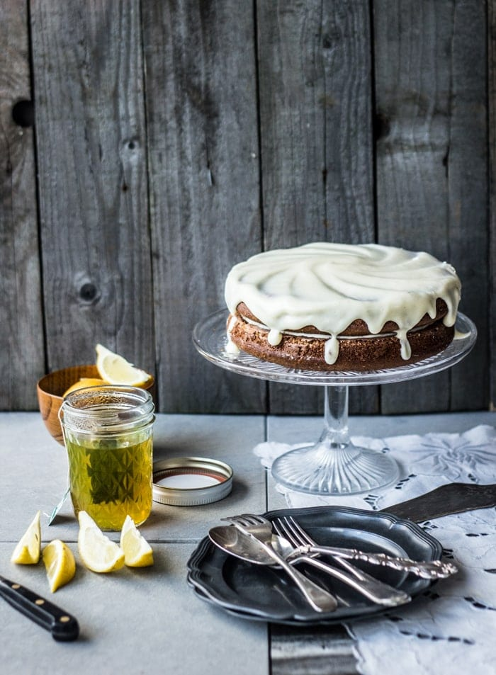 Wholemeal + Oat, Lemon-Poppy Seed Layer Cake-5