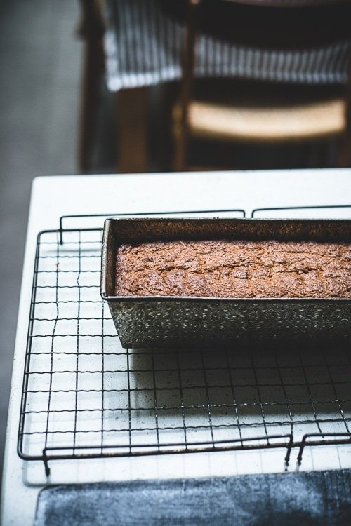 Orange Spelt and Almond Cake {vegan}
