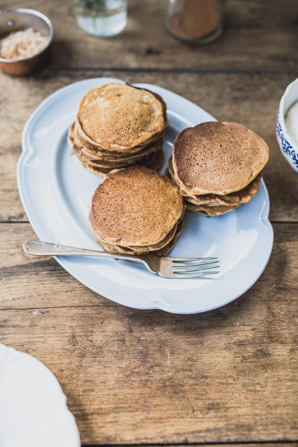 Carrot Cake Pancakes 025
