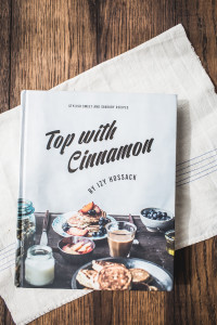 The Top With Cinnamon Cookbook!