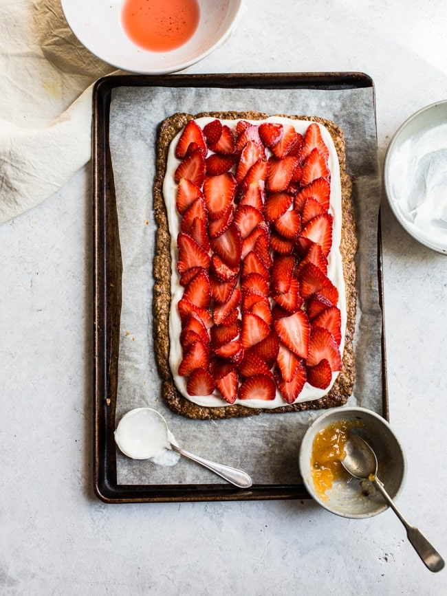 Yossy's Strawberry Tart-17