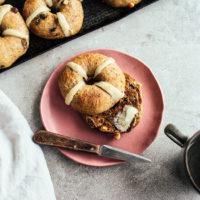 Hot Cross Bagels