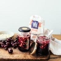Bakewell (Cherry & Almond) Jam