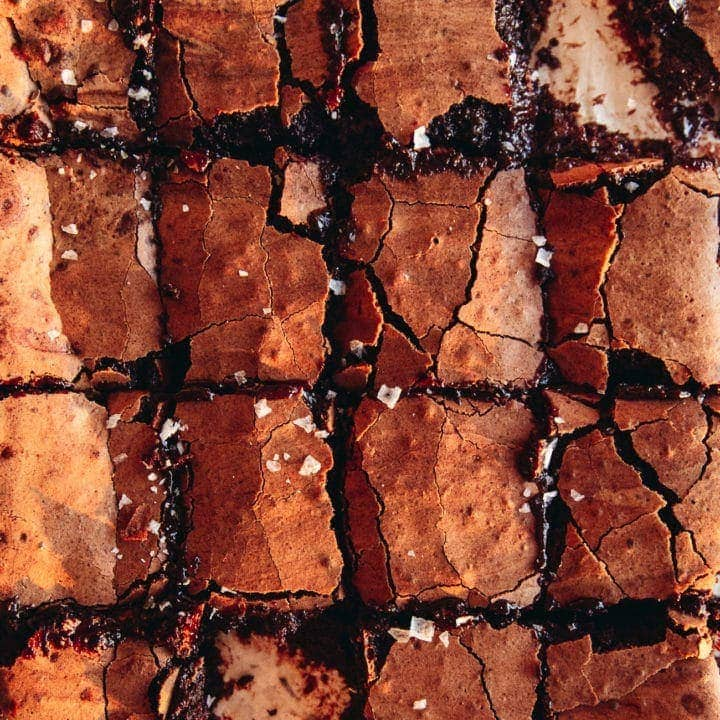 Sourdough Brownies