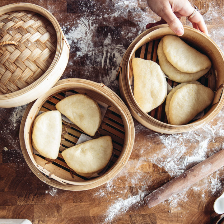 How to make Steamed Bao Buns (Gua Bao)